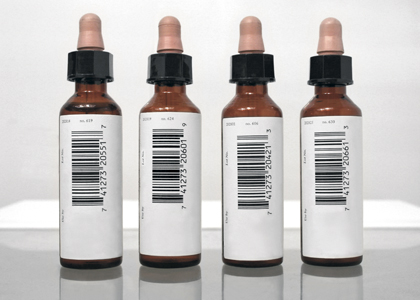 Barcode Sample Labelling