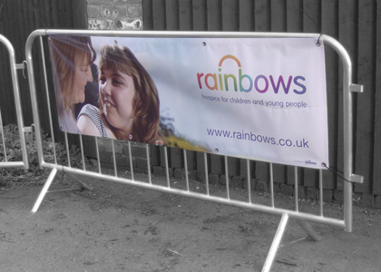 Rainbows Event Banners