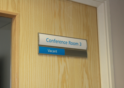 Meeting Room & Door Signage