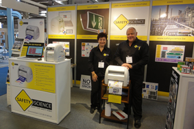 Safety Science at the Marine Maintenance Exhibition