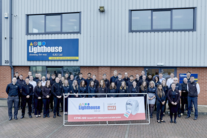 Lighthouse team photo